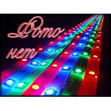 Герметичная светодиодная лента SMD 5050 30LED/m IP68 12V RGB