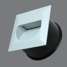 6303 Светильник встраиваемый светодиодный LED3W(125*125*65)