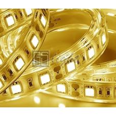 Герметичная светодиодная лента SMD 5050 60LED/m IP68 12V Warm White